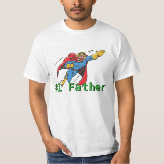 Super Dad Fathers Day T-Shirt