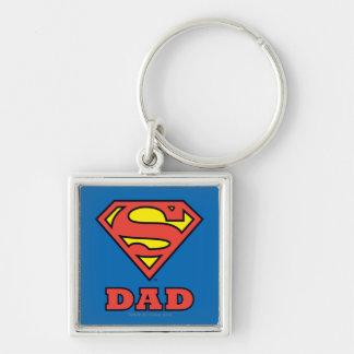 Super Dad Keychains