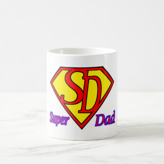 Super Dad logo Mug