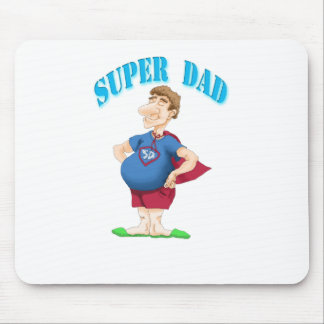 Super Dad Mouse Pad
