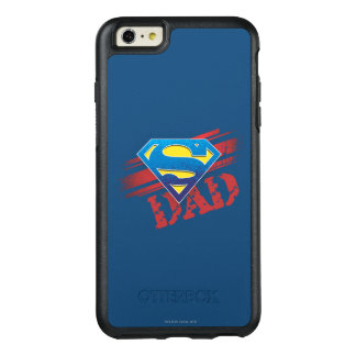 Super Dad Stripes OtterBox iPhone 6/6s Plus Case