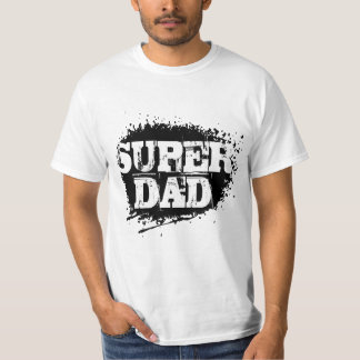 Super dad tee shirt for Father's Day