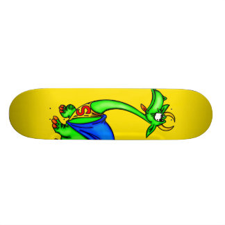 Super Dragon Custom Skateboard