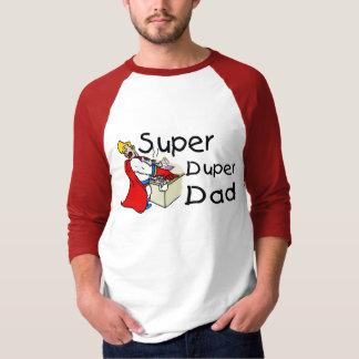 Super Duper Dad (1) Tees