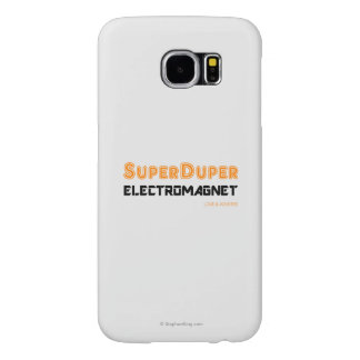 Super Duper Electromagnet Samsung Galaxy S6 Cases