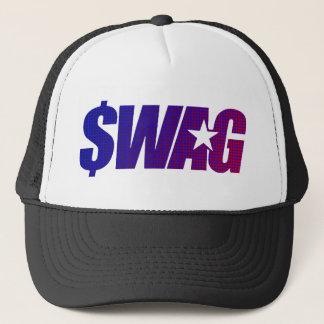 Super Duper star Swag Trucker Hat