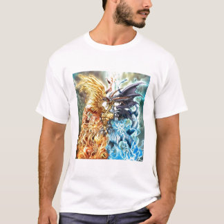 Super Element Dragon T-Shirt