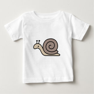Super Exciting Snail Baby T-Shirt