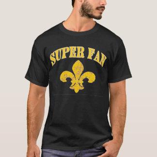 Super Fan Fleur De Lis T-Shirt