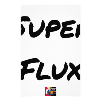 SUPER FLOW - Word games - François City Stationery
