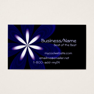Super Flower Business Card