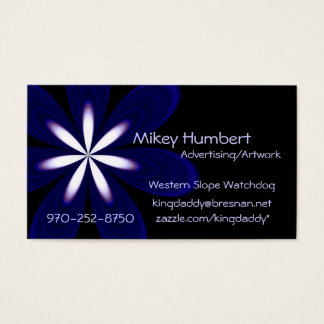 Super Flower Business Card - Special