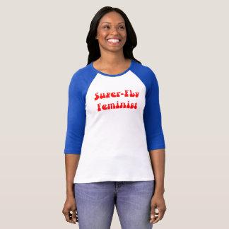 Super-Fly Feminist T-Shirt