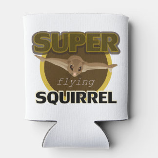 Super Flying Squirrel Can Cooler