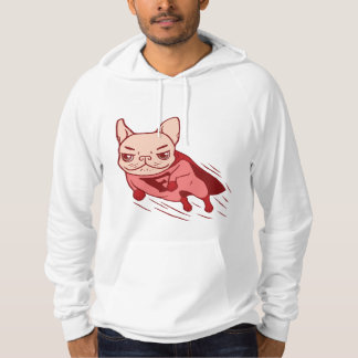 Super Frenchie has arrived for your rescue Hoodie