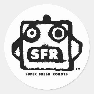 super fresh sticker