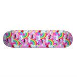 Super Fun 80's! Custom Skate Board