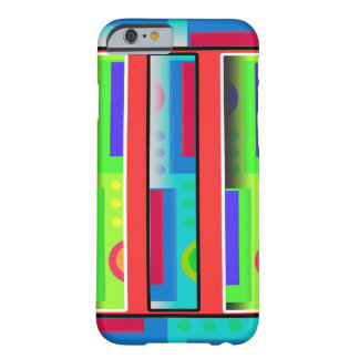 Super Fun Color Tech Barely There iPhone 6 Case