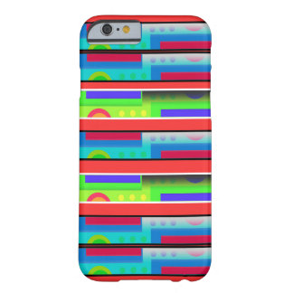 Super Fun Color Tech Two Barely There iPhone 6 Case