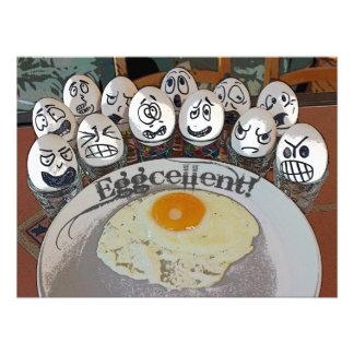 Super Fun Egg - Eggcellent Poster! Photo Print