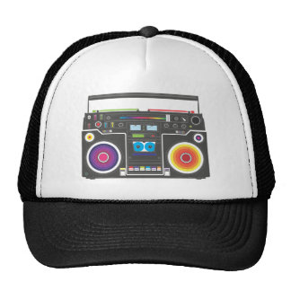 Super Funky Super Colorful Trucker Hats
