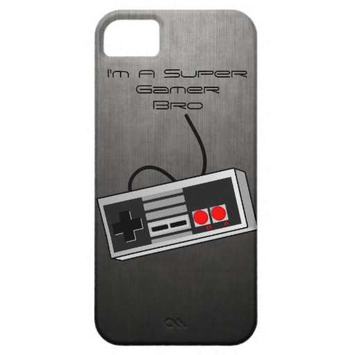 Super Gamer Bros. Iphone Case iPhone 5 Covers