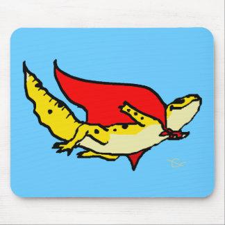 Super Gecko Mouse Pad