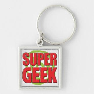 Super Geek Keychains