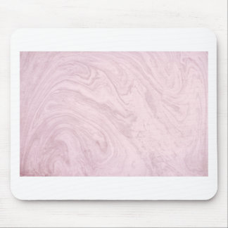 Super Girly PINK Marble Abstract Art Swirl! Mouse Pad