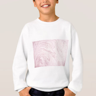 Super Girly PINK Marble Abstract Art Swirl! Sweatshirt