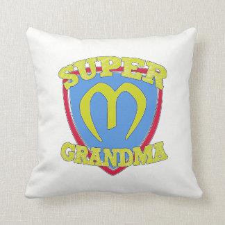 Super Grandma Cushion