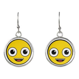 Super Happy Face Earrings