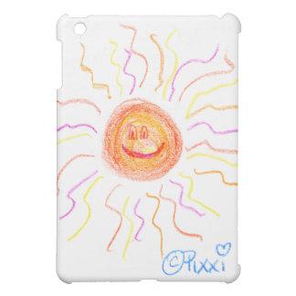 Super Happy Sun Ipad Case