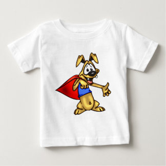 Super Hero Cartoon Dog Puppy Tshirt