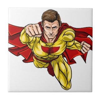 Super Hero Ceramic Tile