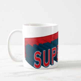 Super Hero Coffee Mug