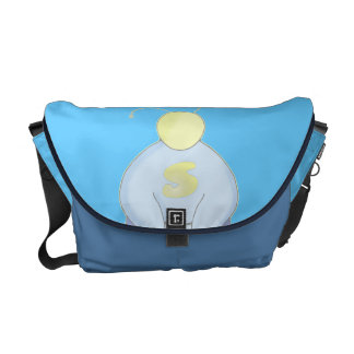 Super Hero Courier Bag
