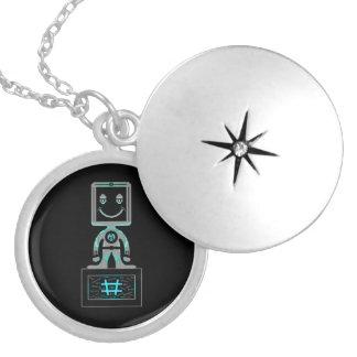 #Super Hero Locket Necklace