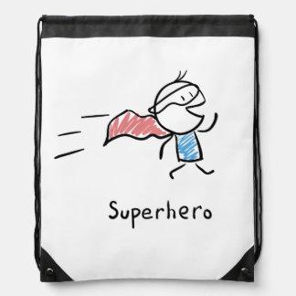 Super Hero Rave Bag Backpack