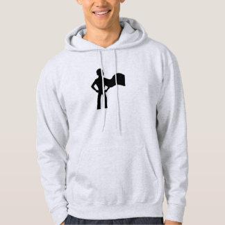Super Hero Silhouette Sweatshirt