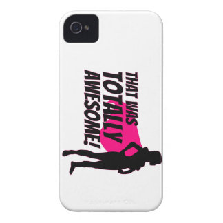 Super Hero Woman Power iPhone 4 Case-Mate Case