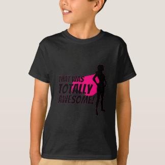 Super Hero Woman Power T-Shirt