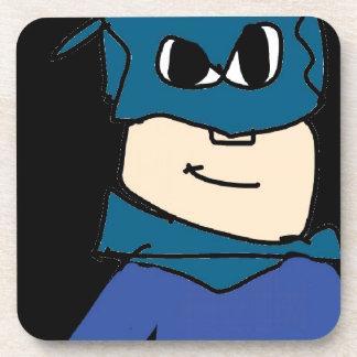 super heroe coaster