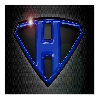 Super Hillary Blue