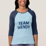 Super Hip Team Wendy Shirt