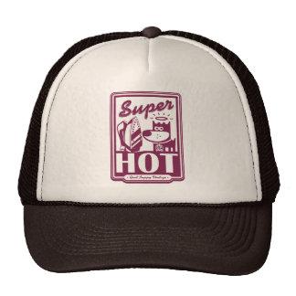 SUPER HOT CAP