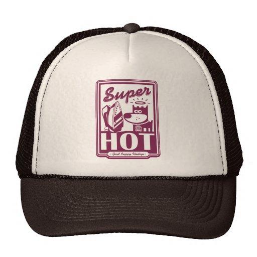 SUPER HOT HAT