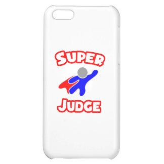 Super Judge iPhone 5C Covers