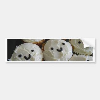 Super Kawaii Cupcakes Bumper Stickers