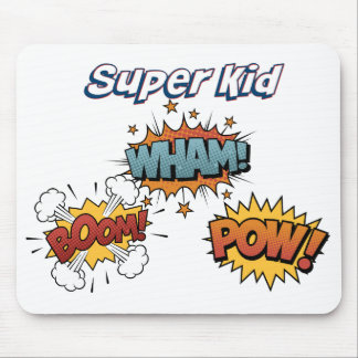 Super Kid Mouse Pad